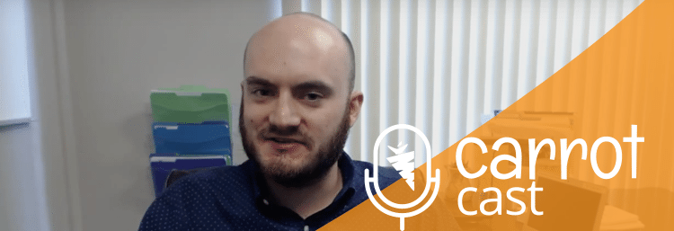 CarrotCast Daniel DiGiacomo: Text Message Marketing + Mindset of Managing Your Business