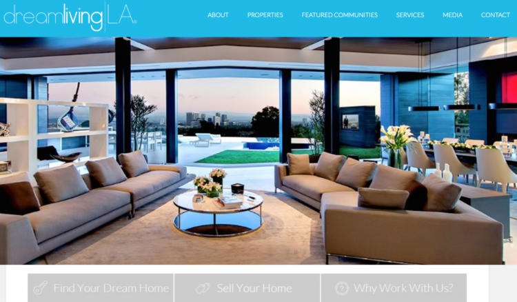 real estate agent websites why work with us