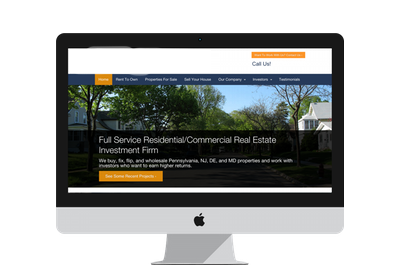 InvestorCarrot Website For Real Estate Investors