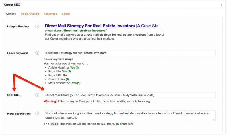 SEO Tools for real estate copywriting
