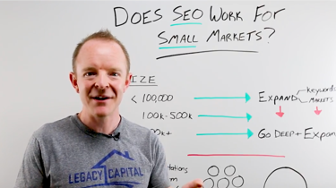Does SEO Work in Small Real Estate Markets