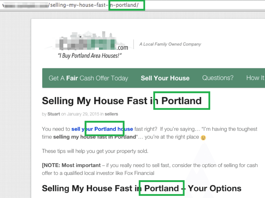 Local SEO for real estate investors