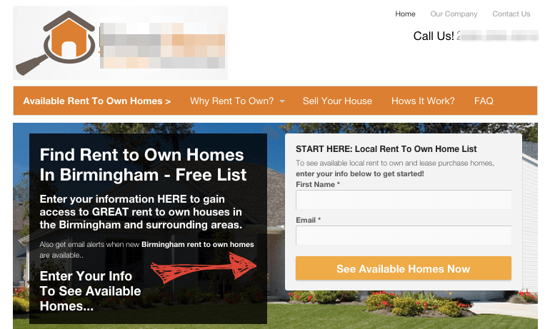 Point Real Estate Investor Website Conversion Rate Checklist Carrot - Real estate investor website templates