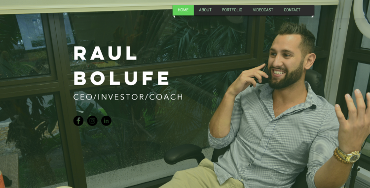 influential real estate investors raul bolufe