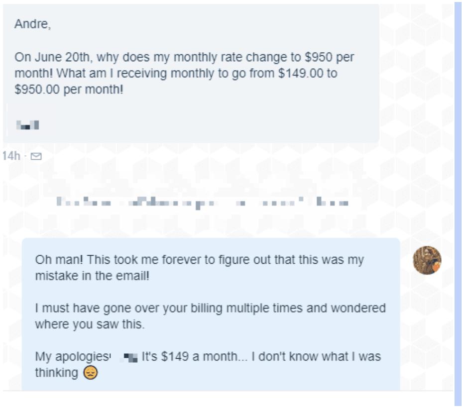 lesson in customer success