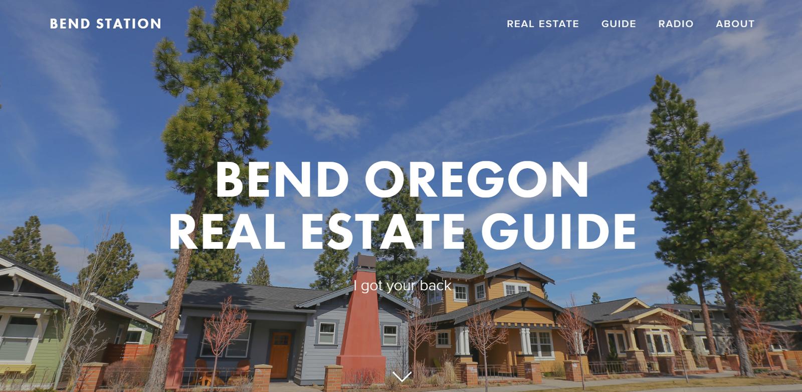real estate agent marketing