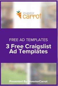 Free Craigslist Ad Templates