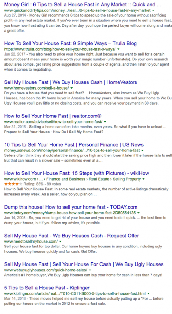 "Real Estate Conversion Copywriting: How To Sell The ""Click"" With ..."