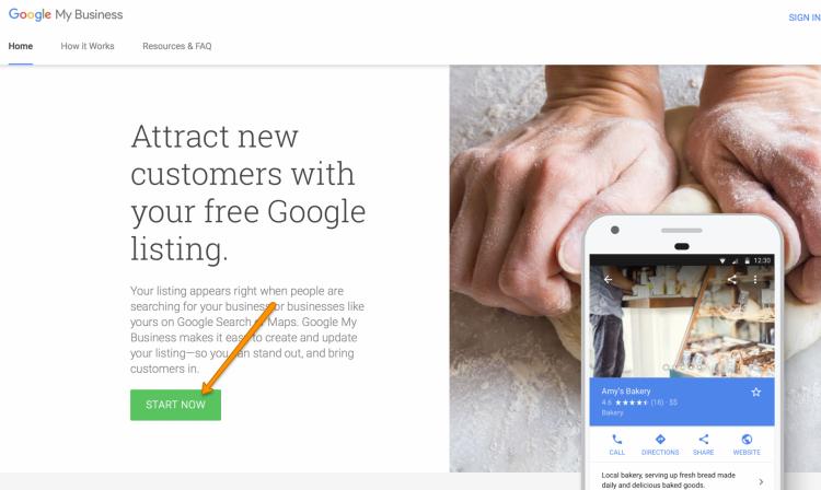 google my business real estate marketing ideas