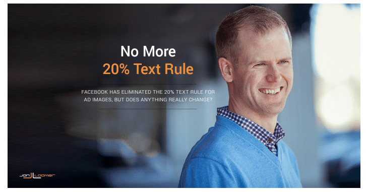 jon loomer 20 percent rule