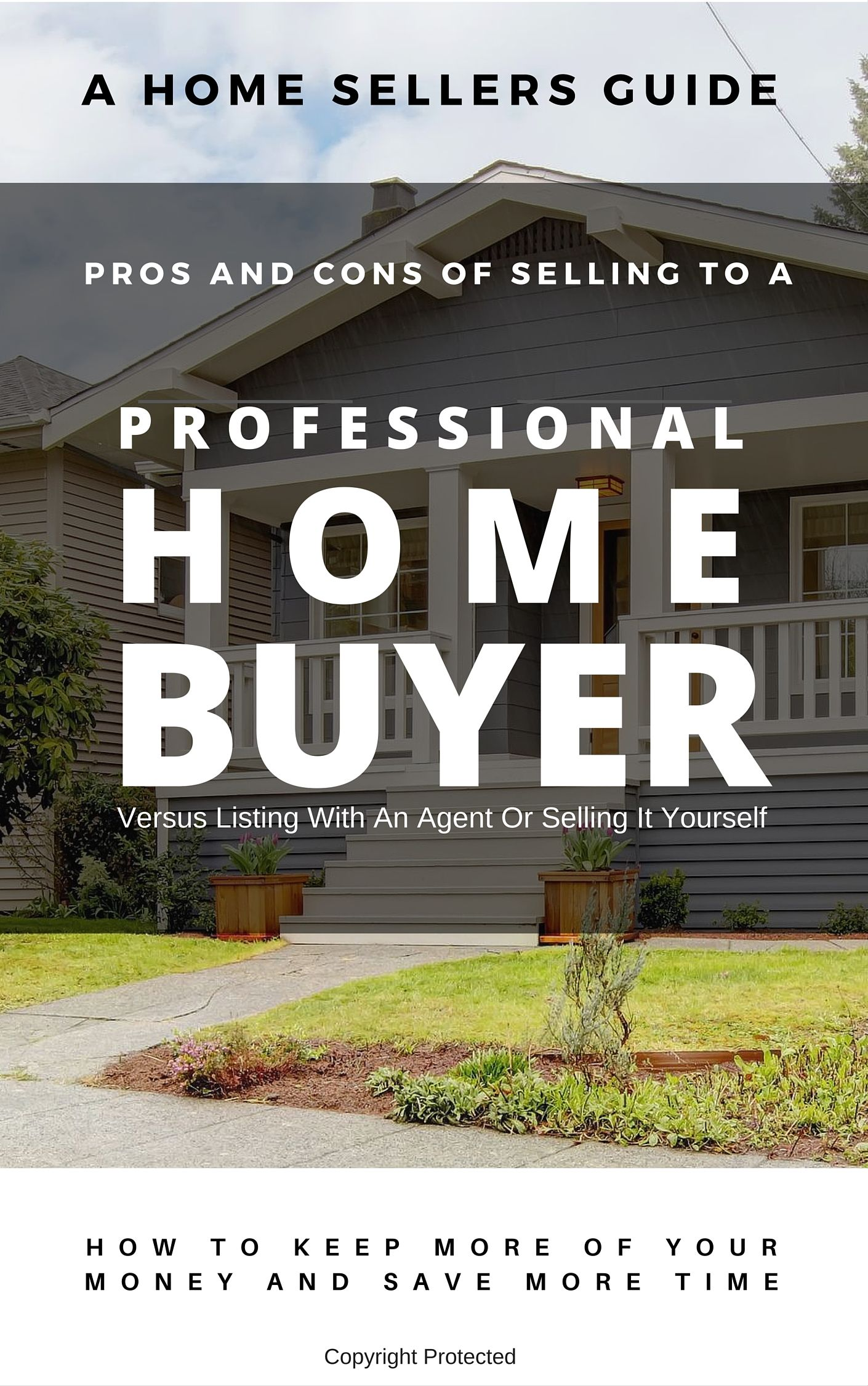 selling your Houston TX house to a professional home buyer report