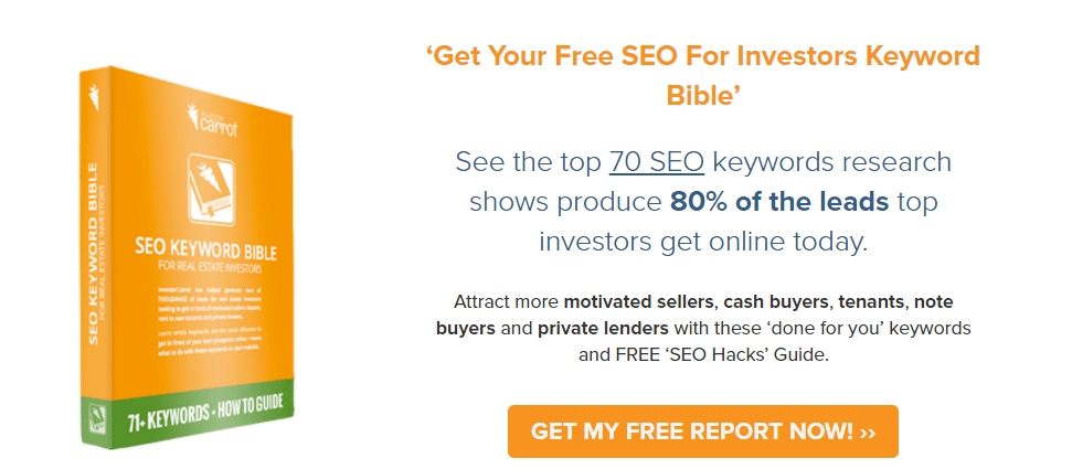 InvestorCarrot seo bible