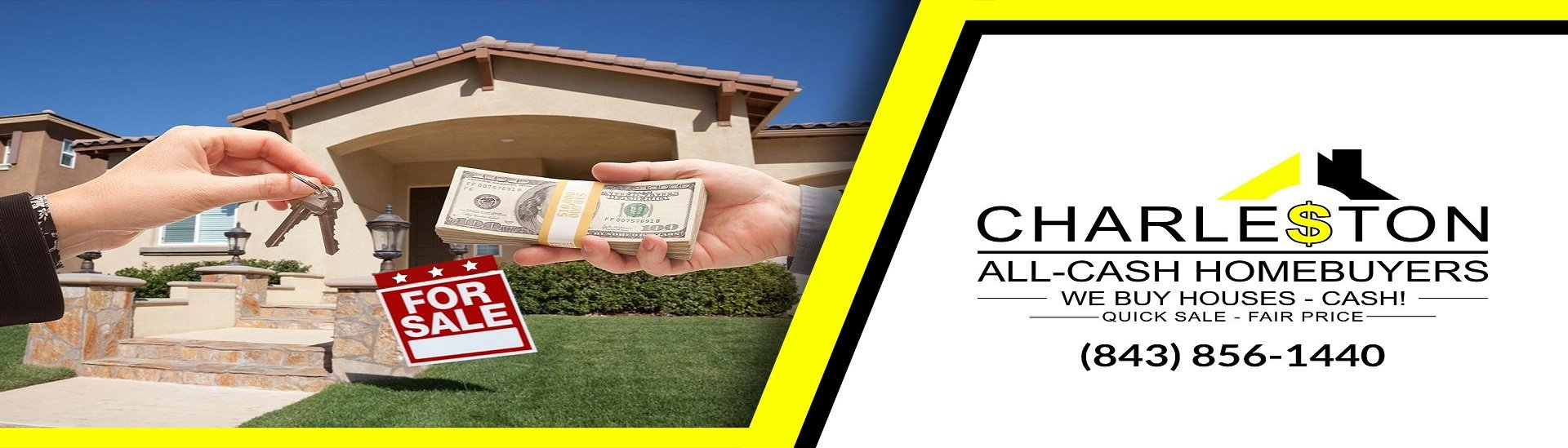 Charleston All-Cash Home Buyers  logo