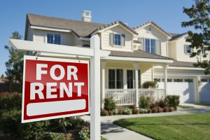 Renting an inherited property