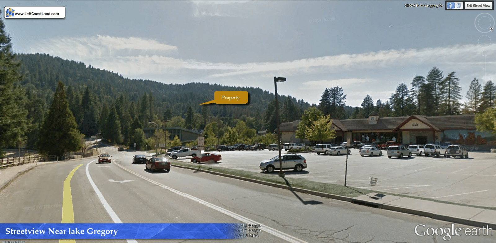 Land For Sale Walk To Lake Gregory Ca