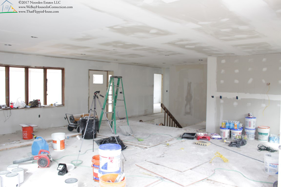 Clinton Rehab Patching And Priming