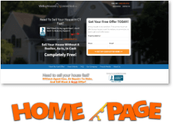 Home Page Shortcut Link