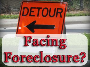 Facing Foreclosure? Check Your Options...