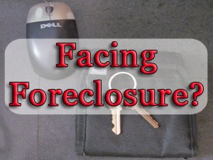 Facing Foreclosure: Check Your Options...