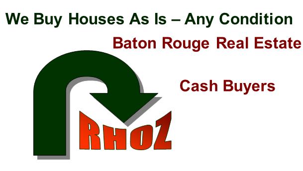 Rhoz Buys Houses logo