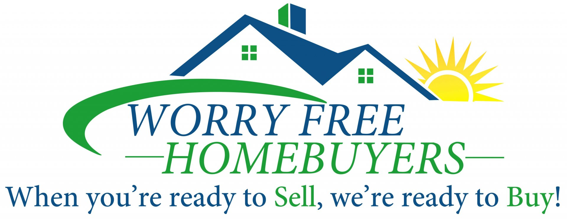 Worry Free Home Buyers logo