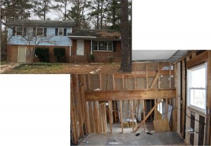 Sell us Your Damaged House in Fayetteville NC