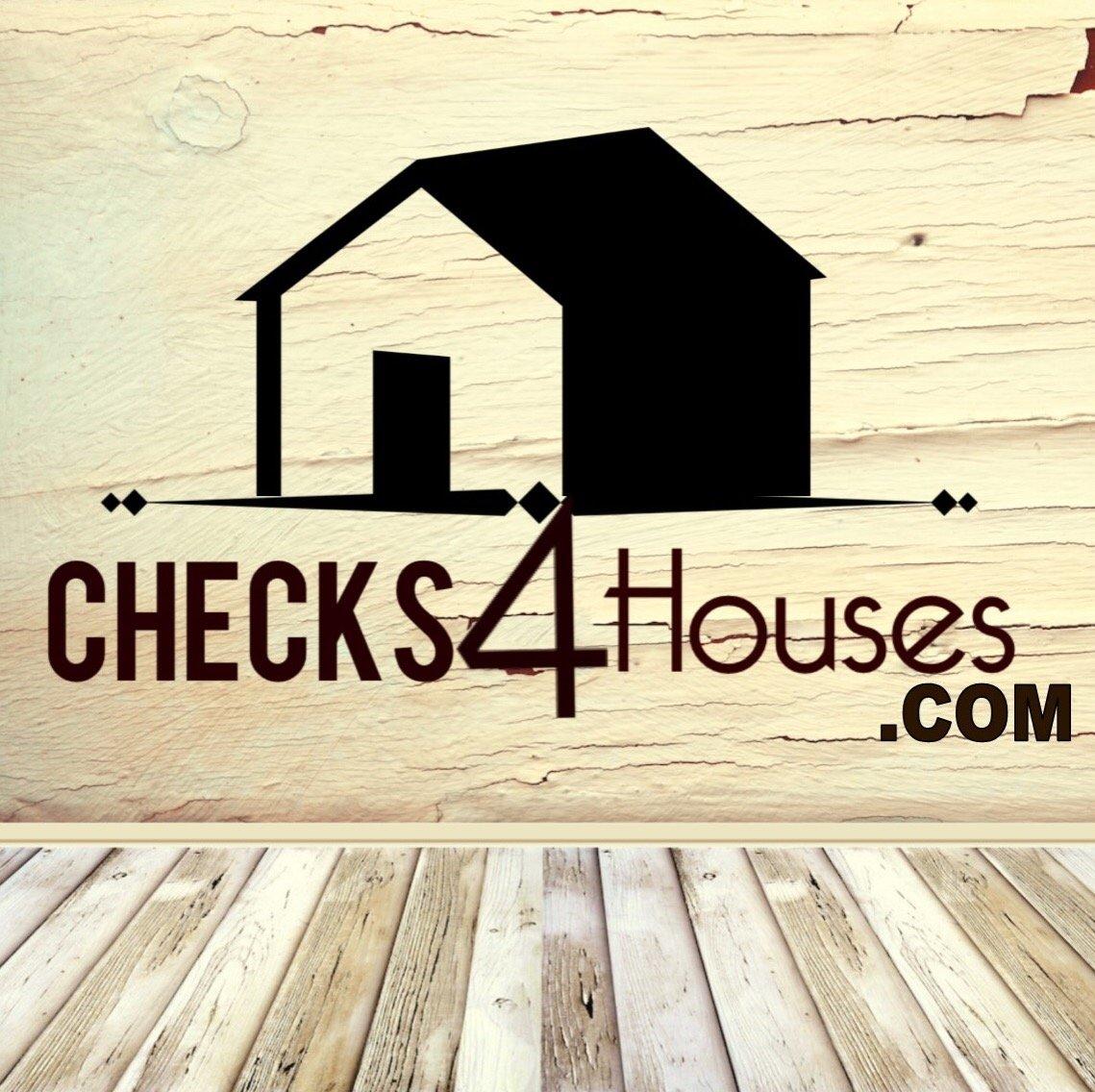 Checks4Houses logo