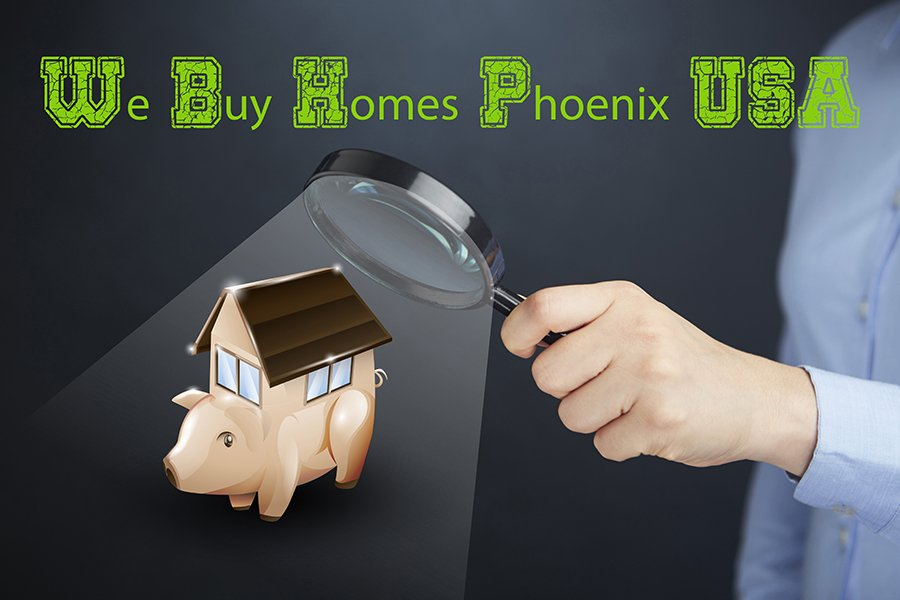 we buy homes Phoenix