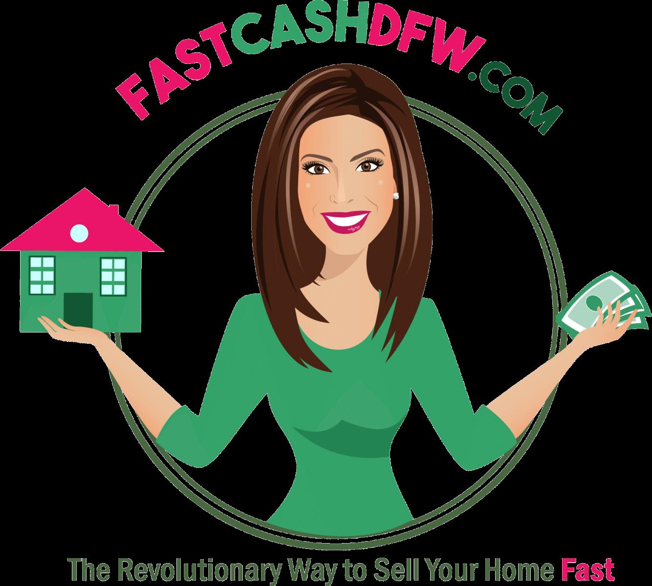 Fast Cash DFW logo