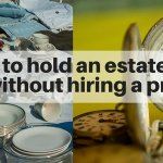 How to hold an estate sale on Long Island - without hiring a professional