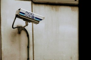 surveillance camera for vacant homes
