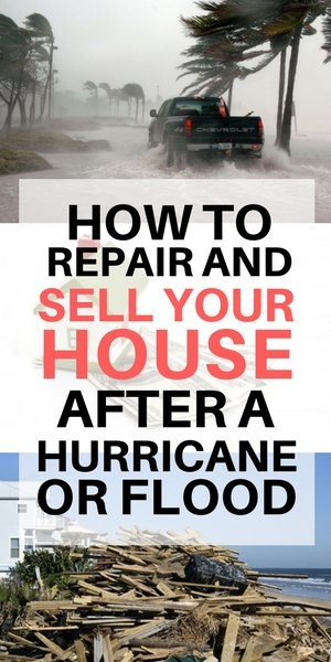 How to sell your Long Island House after a hurricane or flood damage