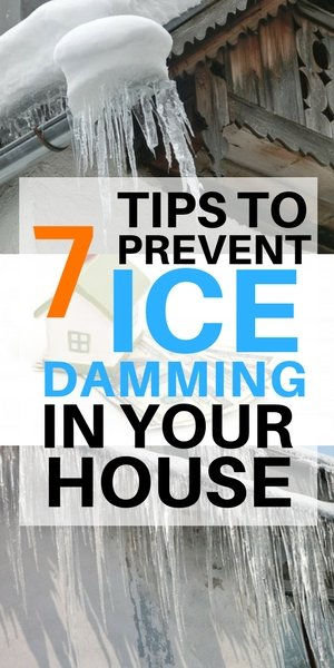 Ice damming prevention tips | Long Island NY