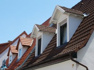 insulate around dormers to prevent ice damming