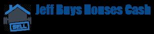 Jeff Buys Houses Cash logo