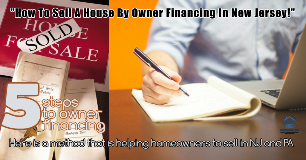 how to sell a house by owner financing in new jersey
