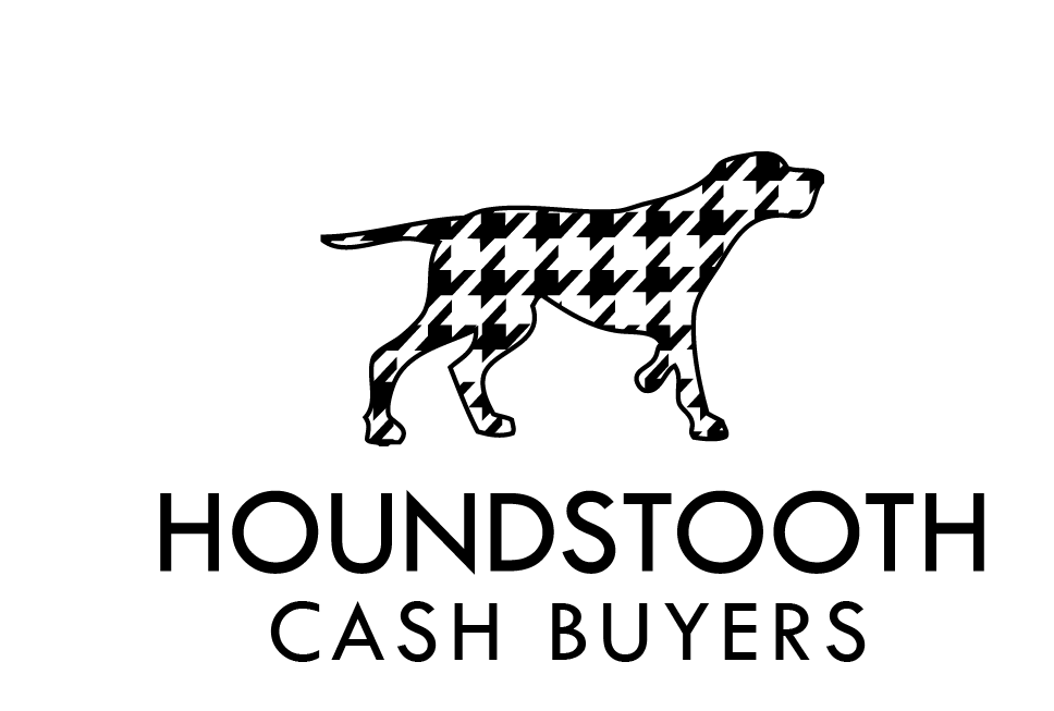 Hound­stooth Cash Buyers logo