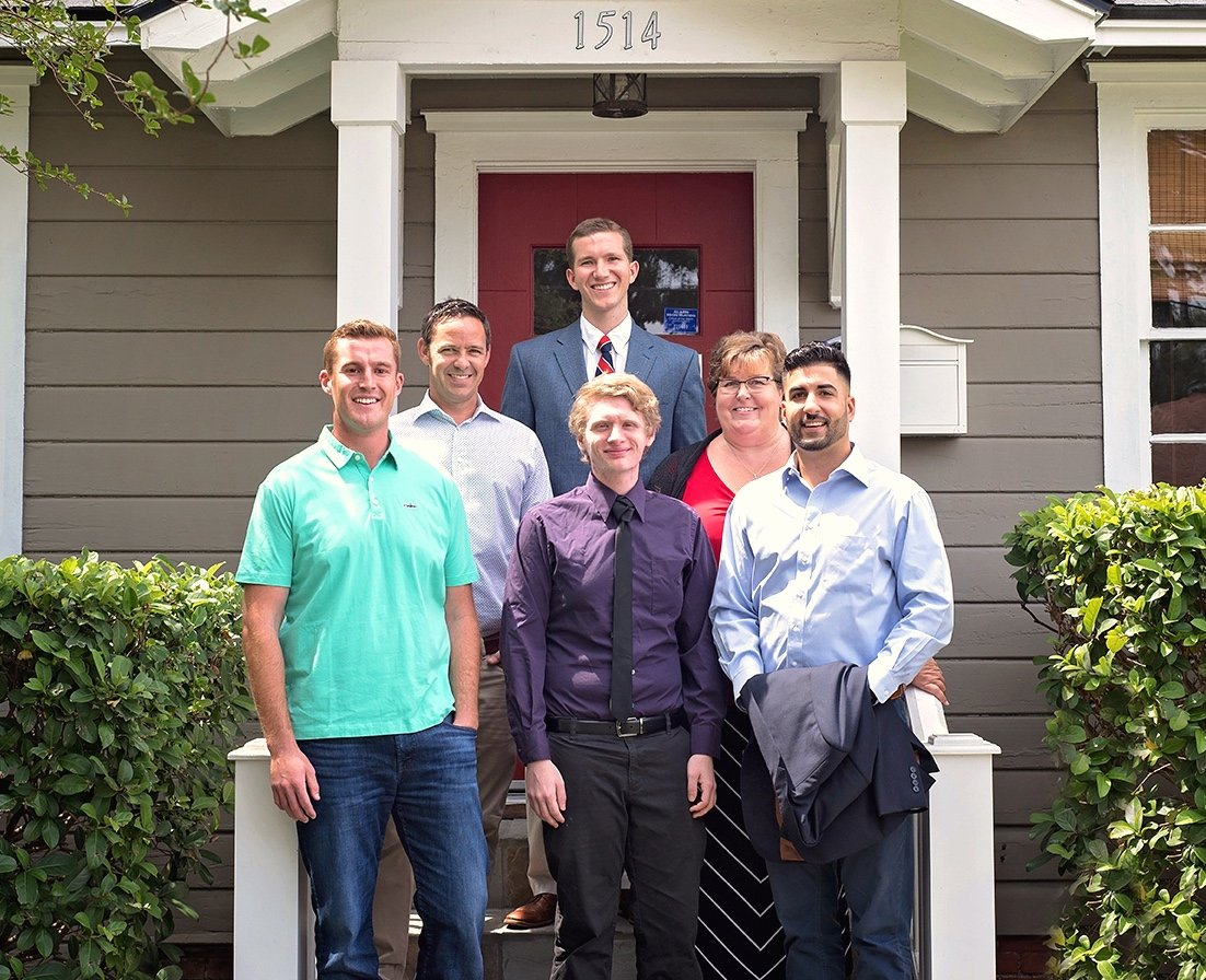 Duval Home Buyers Team photo