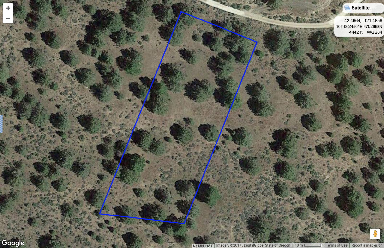 Awesome Lot With Sprague River Views In Chiloquin Oregon Bace