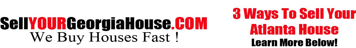 Sell My House Fast Atlanta logo