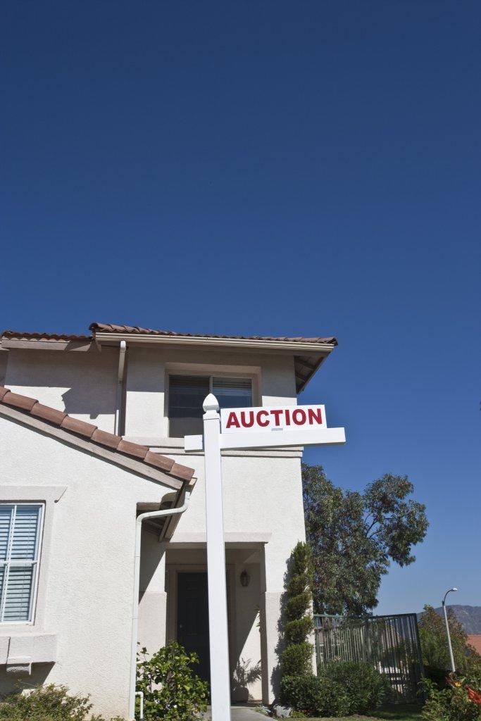 foreclosure sale Texas