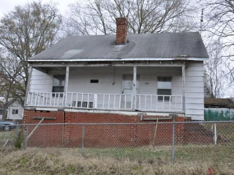 Real Estate Investment Property Woodruff SC