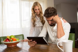 Need To Sell Your House Fast - Worried Man and Women