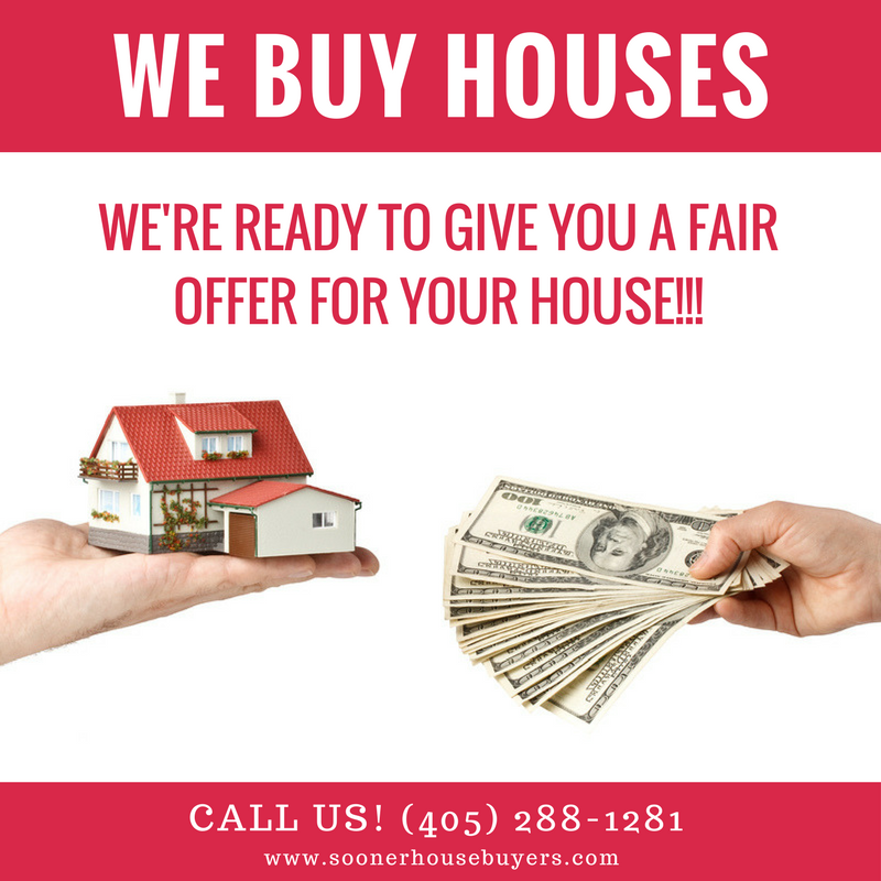 Sell Your House Fast in Edmond OK