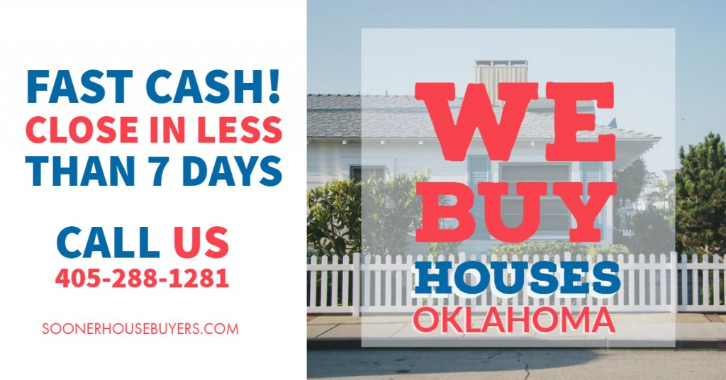 SELL YOUR HOUSE FAST OKLAHOMA
