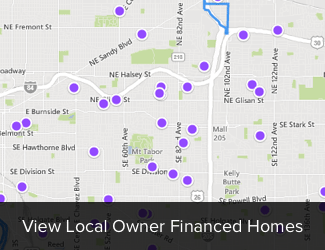 available local owner financing houses