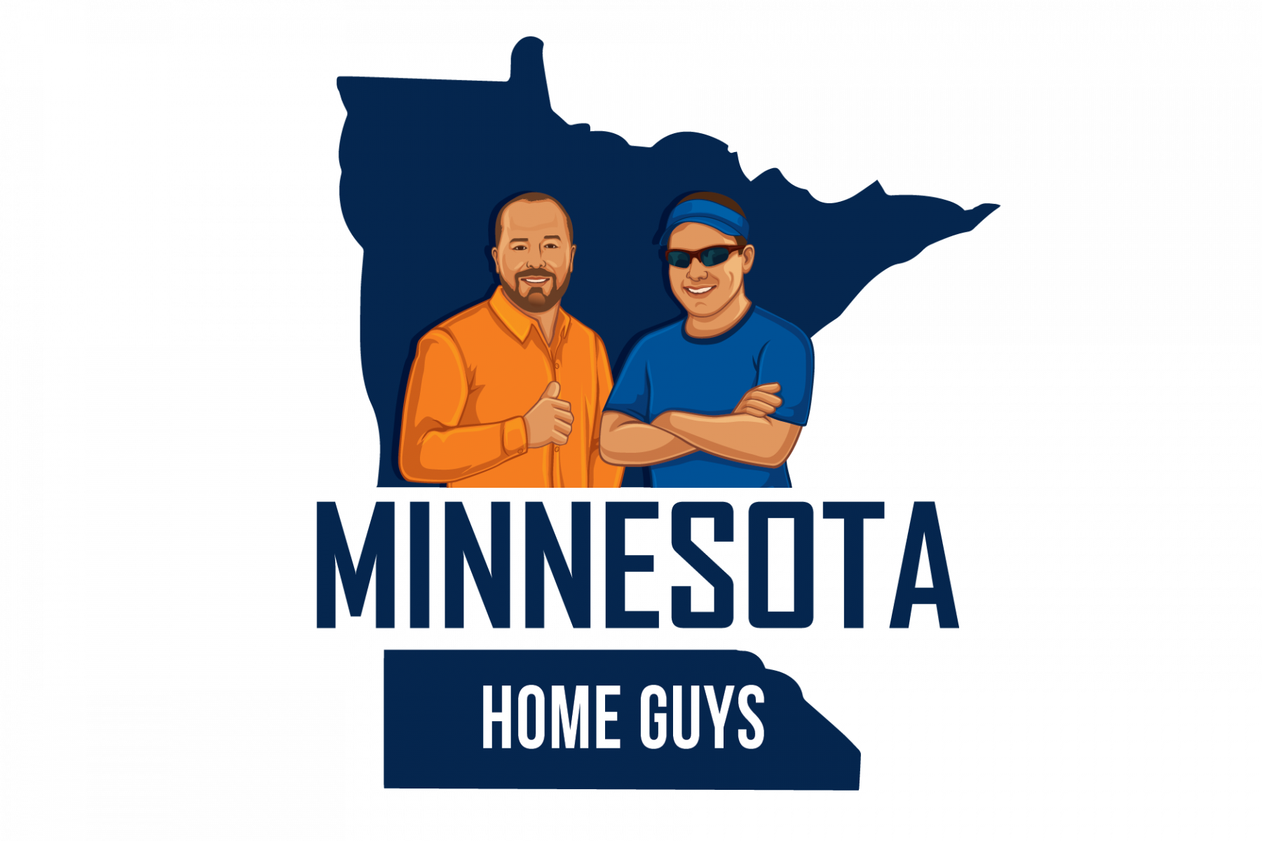 Minnesota Home Guys- Sell your house Fast as-is for CASH logo