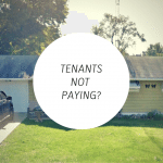 Tenant's Not Paying Rent - Start Eviction Now and work the rest out later.