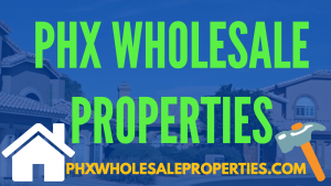 Scottsdale wholesale Properties - PHX Wholesale Properties | Wholesale Houses | Homes