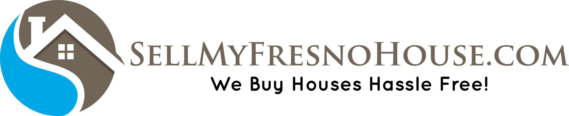 Sell My Fresno House logo